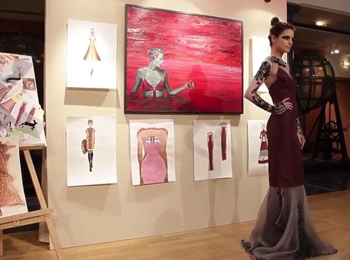 Gyunel Fashion Week Paris