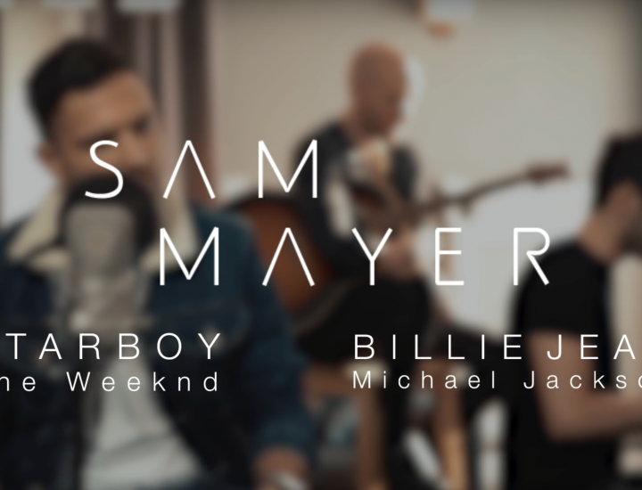 Sam Mayer Cover